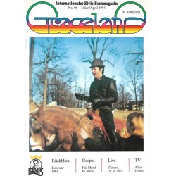 Graceland Nr.96 März/April 1994 - Das war 1993