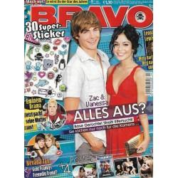 BRAVO Nr.4 / 16 Januar 2008 - Zac & Vanessa, alles aus?