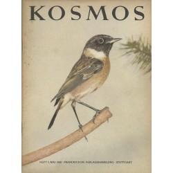 KOSMOS Heft 5 Mai 1960 - Schwarzkehlchen