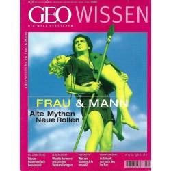 Geo Wissen Nr. 26/2000 - Frau & Mann