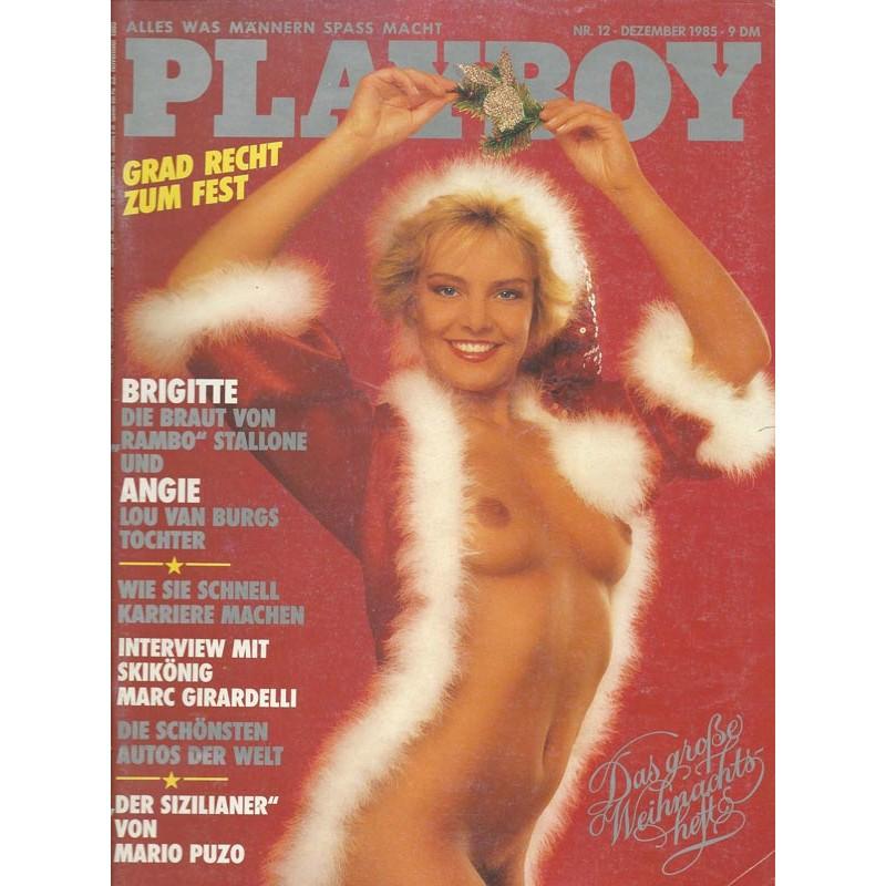 Playboy Nr.12 - Dezember 1985