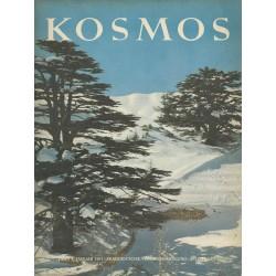 KOSMOS Heft 1 Januar 1962 - Libanon-Zedern