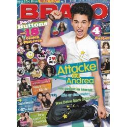 BRAVO Nr.2 / 5 Januar 2011 - Attacke auf Andrea