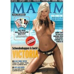 MAXIM März 2003 - Victoria Silvstedt
