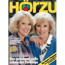 HÖRZU 37 / 13 bis 19 September 1986 - Das Leben der Zwillinge