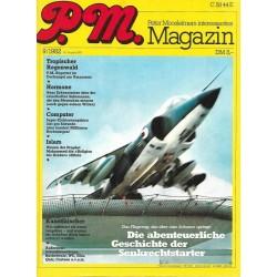 P.M. Ausgabe September 9/1982 - Senkrechtstarter