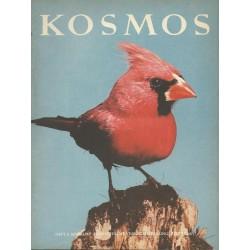 KOSMOS Heft 3 März 1962 - Blutkardinal
