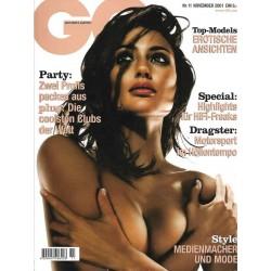 GQ Nr.11 November 2001 - Brenda Schad