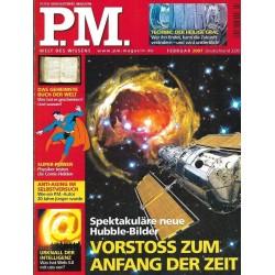 P.M. Ausgabe Februar 2/2007 - Neue Hubble Bilder