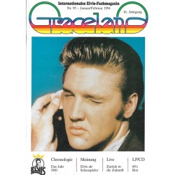 Graceland Nr.95 Januar/Februar 1994 - Das Jahr 1960
