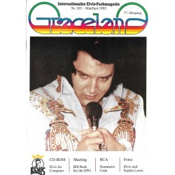 Graceland Nr.103 Mai/Juni 1995 - Elvis im Computer