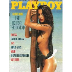 Playboy Nr.8 / August 1989 - Gladys Wong