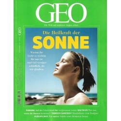 Geo Nr. 7 / Juli 2016 - Die Heilkraft der Sonne
