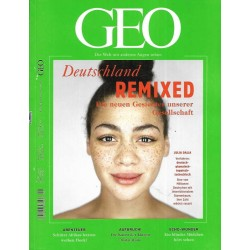 Geo Nr. 9 / September 2015 - Deutschland Remixed