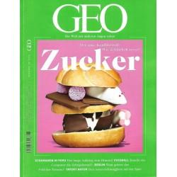 Geo Nr. 6 / Juni 2016 - Zucker