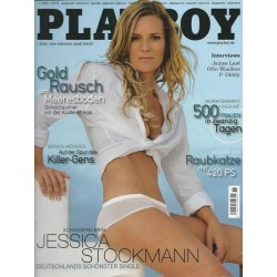 Playboy Nr.11 / November 2006 - Jessica Stockmann