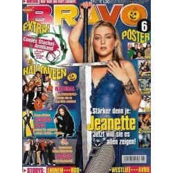 BRAVO Nr.45 / 30 Oktober 2002 - Stärker denn je  Jeanette B.