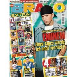 BRAVO Nr.28 / 2 Juli 2003 - Eminem im Interview
