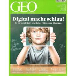 Geo Nr. 12 / Dezember 2014 - Digital macht schlau!