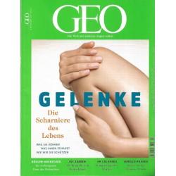 Geo Nr. 4 / April 2017 - Gelenke