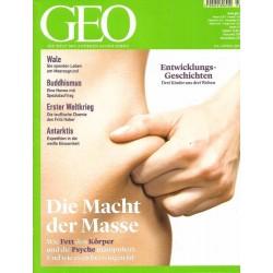 Geo Nr. 4 / April 2014 - Die Macht der Masse