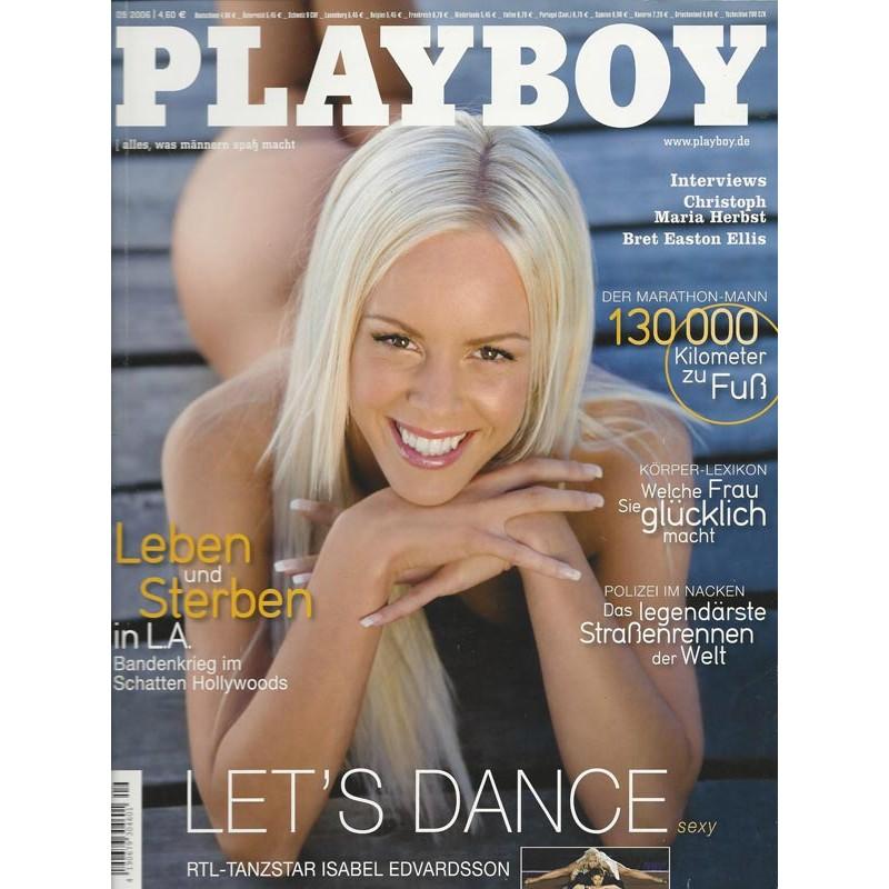 Playboy Nr.9 / September 2006 - Isabel Edvardsson