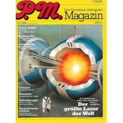P.M. Ausgabe Oktober 10/1982 - Der größte Laser der Welt