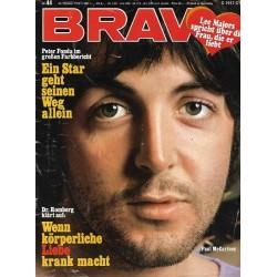 BRAVO Nr.44 / 26 Oktober 1970 - Paul McCartney