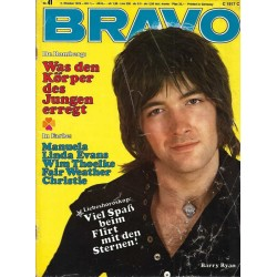 BRAVO Nr.41 / 5 Oktober 1970 - Sänger Barry Ryan