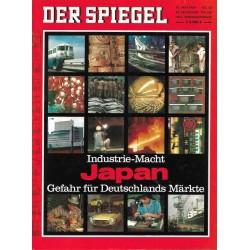 Der Spiegel Nr.22 / 26 Mai 1969 - Industrie Macht Japan