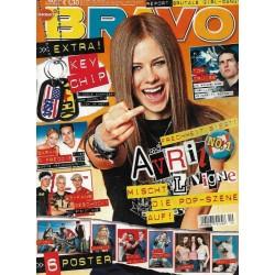 BRAVO Nr.40 / 25 September 2002 - Avril Lavigne No.1
