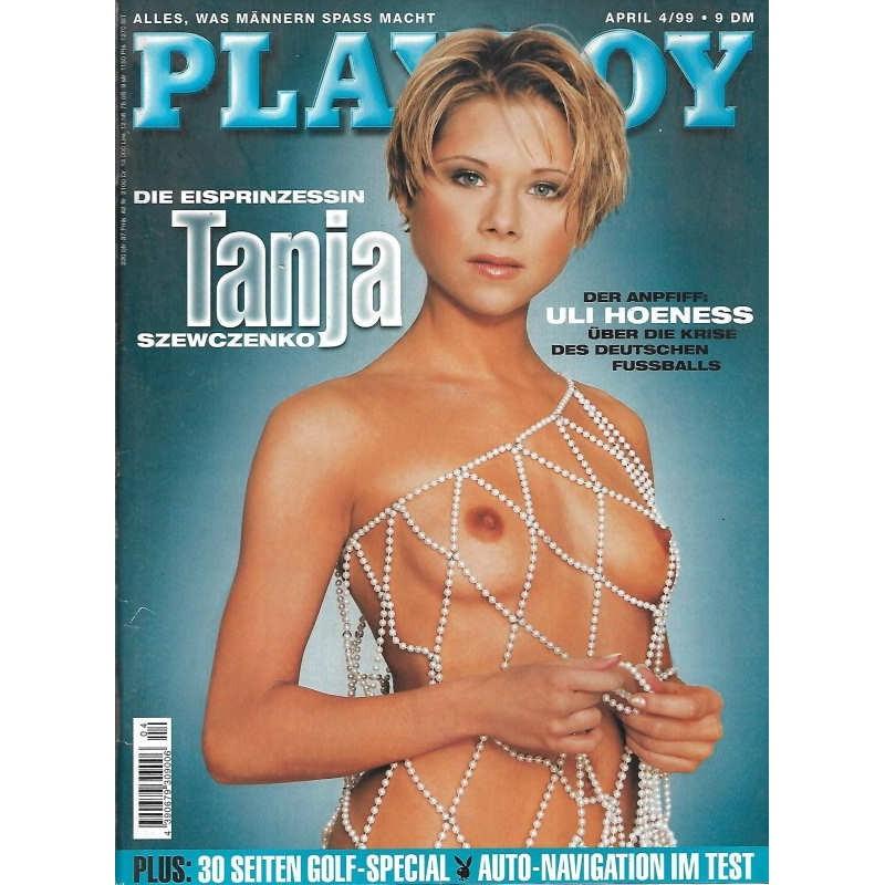 Playboy Nr.4 / April 1999 - Tanja Swewczenko