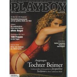 Playboy Nr.2 / Februar 2006 - Jacqueline Svilarov