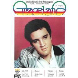 Graceland Nr.101 Januar/Februar 1995 - Elvis 60. Geburtstag