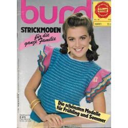 burda Strickmoden 13/1983 - für die ganze Famile