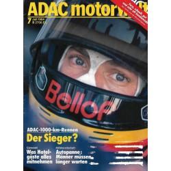 ADAC Motorwelt Heft.7 / Juli 1984 - Der Sieger?