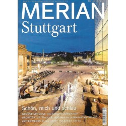 MERIAN Stuttgart 4/71 April 2018