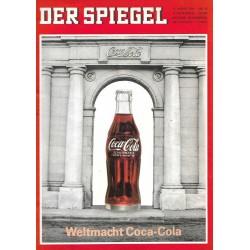 Der Spiegel Nr.34 / 18 August 1965 - Weltmacht Coca Cola