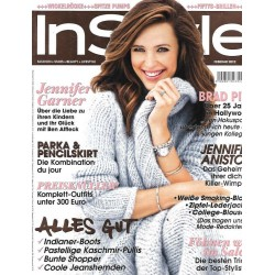 InStyle 2/Februar 2012 - Jennifer Garner / Alles Gut