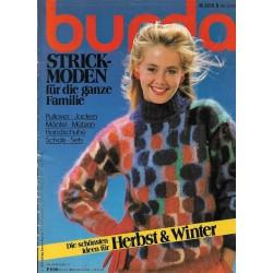 burda Strickmoden 52/1982 - Herbst & Winter