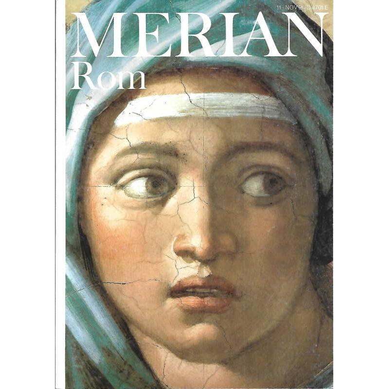 MERIAN Rom 11/44 November 1991