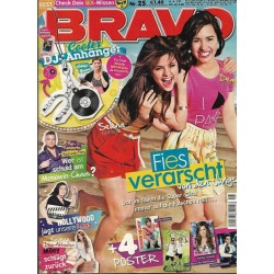 BRAVO Nr.25 / 16 Juni 2010...