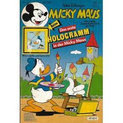 Micky Maus Nr. 31 / 26 Juli 1986 - Hologramm