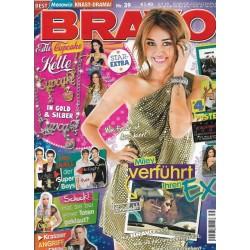BRAVO Nr.39 / 22 September 2010 - Miley verführt ihren Ex