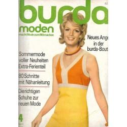 burda Moden 4/April 1971 - Burda Boutique