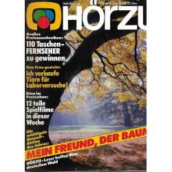 HÖRZU 46 / 17 bis 23 November 1984 - Mein Freund, der Baum