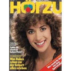 HÖRZU 18 / 2 bis 8 Mai 1987 - Sabine Sauer