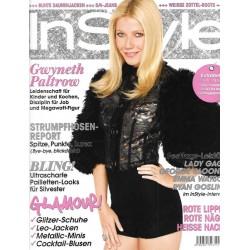 InStyle 1/Januar 2012 - Gwyneth Paltrow / Glamour!