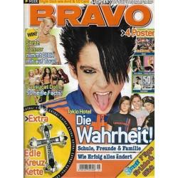 BRAVO Nr.41 / 5 Oktober 2005 - Tokio Hotel die Wahrheit!