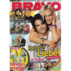 BRAVO Nr.43 / 19 Oktober 2005 - Sarah & Marc exklusiv!